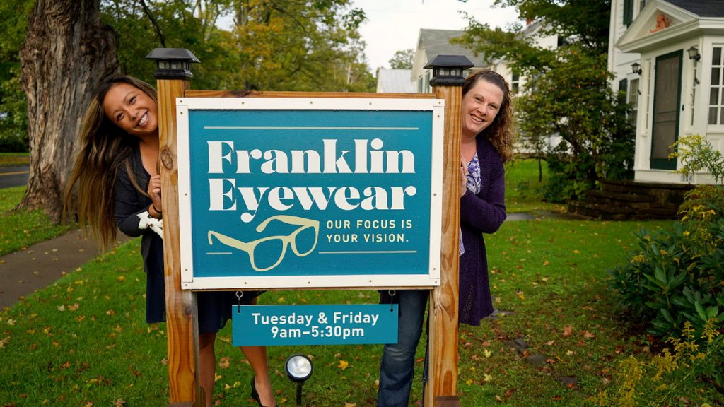 franklin eyewear helen hanna